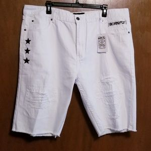 Born Fly shorts